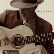 Gregory James - Traveler - Valence Records - Cover Image